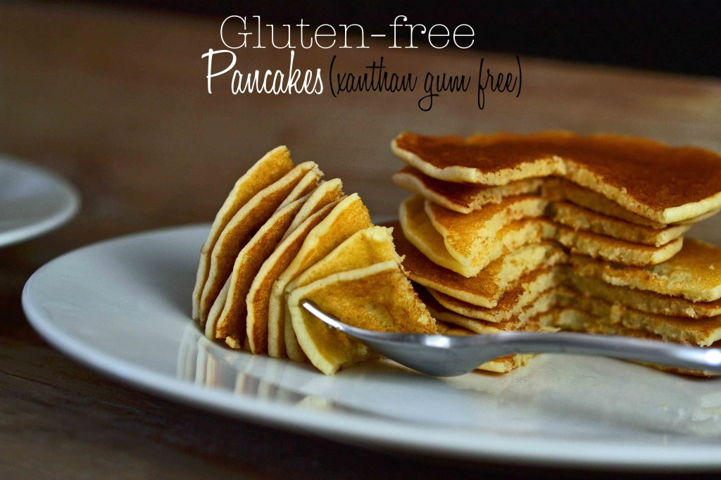 Gluten Free Pancakes | Gluten-Free on a Shoestring