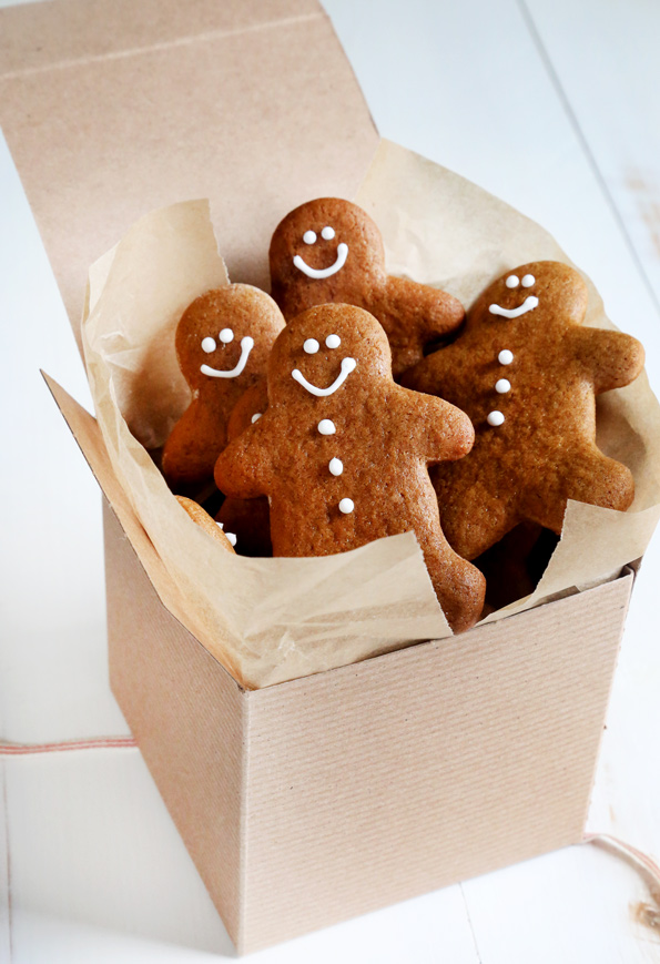 Soft and Chewy Gluten Free Gingerbread Men - Great gluten free recipes ...